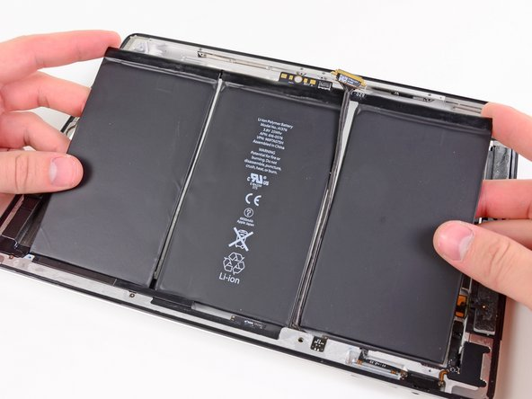 iPad 2 GSM Battery Replacement