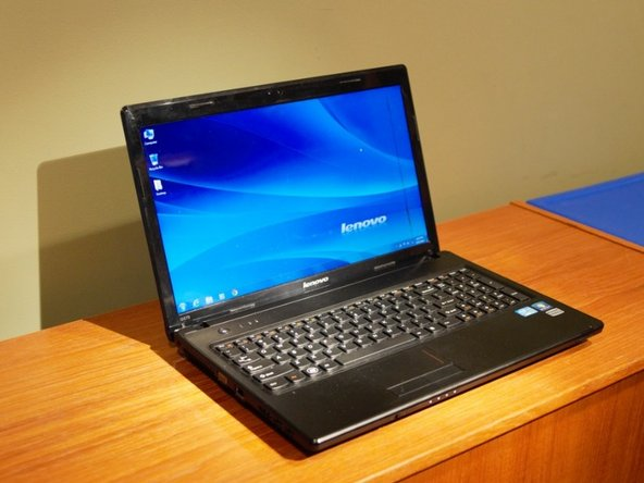 Lenovo G570: Screen Replacement