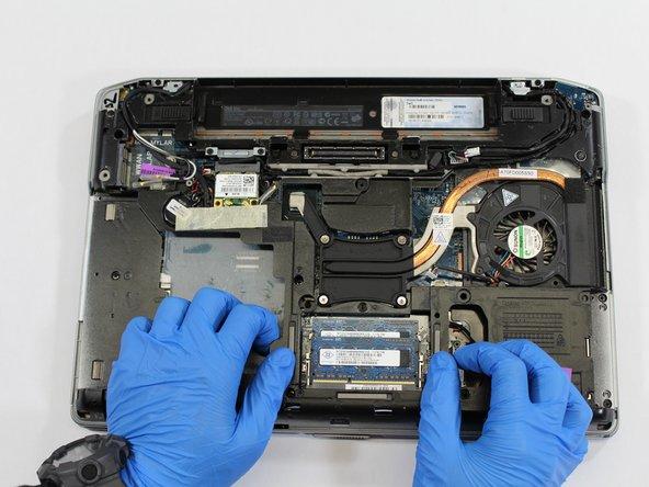 Dell Latitude E6420 RAM Replacement
