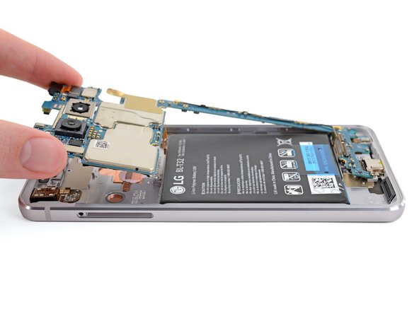 LG G6 Motherboard Replacement