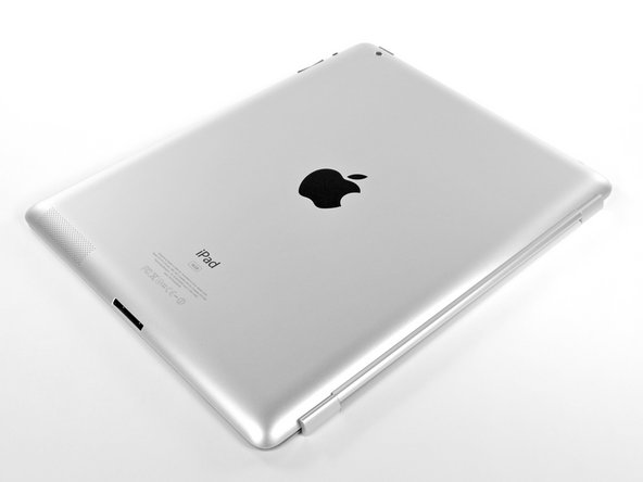 Finally!!! The iPad has come back to iFixit! And this time, it has a 2 at the end of its name, hence the iPad 2!