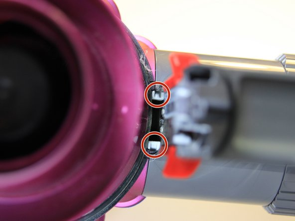 Dyson V6 Motorhead Motor Replacement