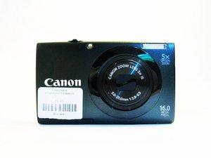 Canon PowerShot A3400 IS Repair