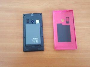 Nokia Lumia 505 Teardown