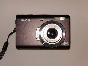 Sanyo VPC-T700 Repair