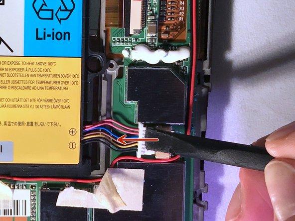 Remplacement de la batterie du Lenovo Ideatab A1107