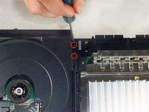 PlayStation 2 Netzplatine tauschen