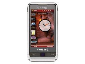 Samsung Omnia i910
