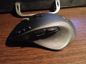 Logitech Wireless Gaming Mouse G700 Repair