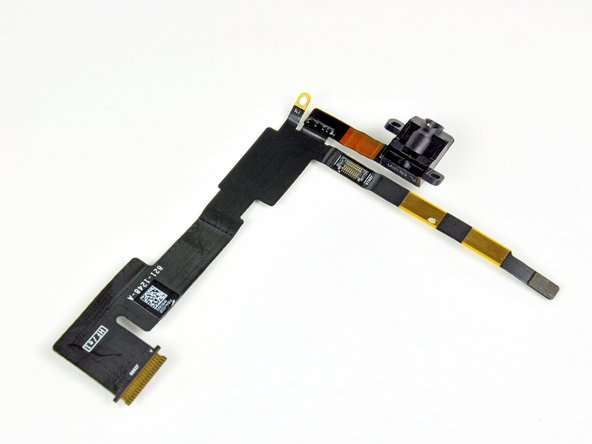 iPad 2 Wi-Fi EMC 2415 Headphone Jack Replacement
