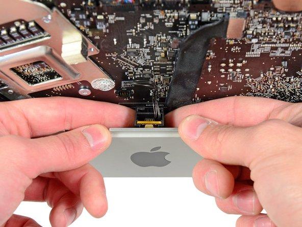 "iMac Intel 21.5"" EMC 2428 IR Board Replacement"