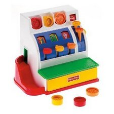 Fisher Price Fun to Imagine Cash Register Repair