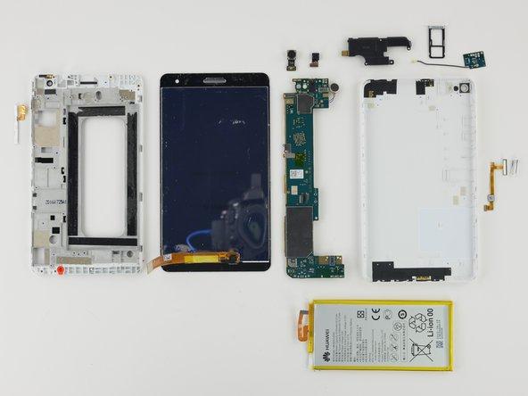 Huawei MediaPad T2 Repairability Assessment