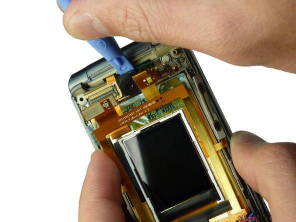 LG Muziq LX570 Camera Replacement