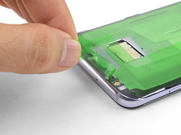 Continue reassembling your device until you are ready to attach the screen.