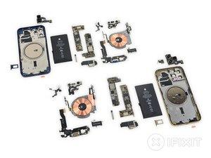 iPhone 12 /12 Proの分解