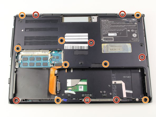 Sony Vaio PCG-4121GL AUX Board Replacement