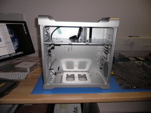 Mac Pro Early 2009 Teardown