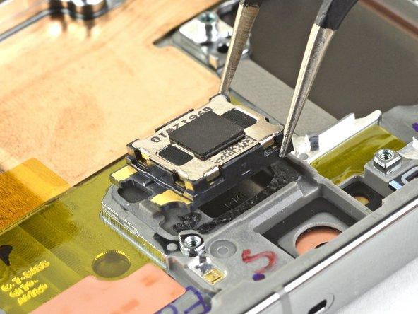 Samsung Galaxy Note10 Earpiece Speaker Replacement