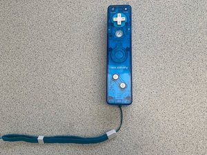 Nintendo Wii Remote Disassembly