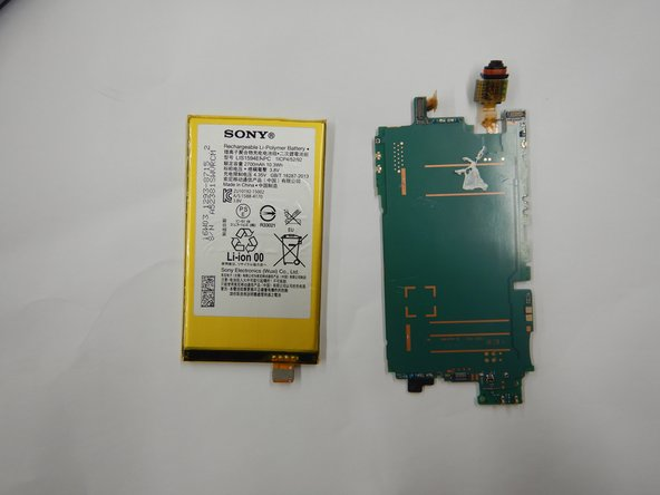 Sony Xperia Z5 Compact Motherboard Replacement