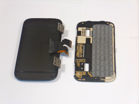 HTC Touch Pro 2 Keyboard Replacement