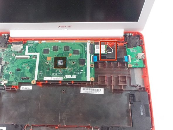 Asus Chromebook C300SA-DS02 Display Assembly Replacement