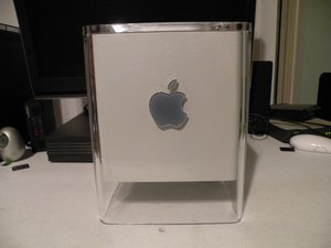 Power Mac G4 Cube Teardown