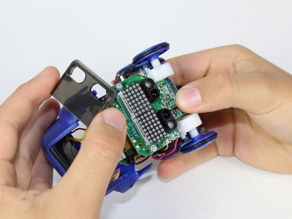 Spin Master Boxer Robot Screen Replacement