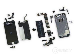 iPhone 6 の分解