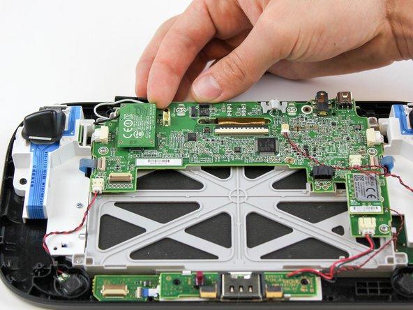 Wii U GamePad Bluetooth Replacement