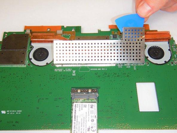Microsoft Surface Pro 2 Heat Sinks Replacement