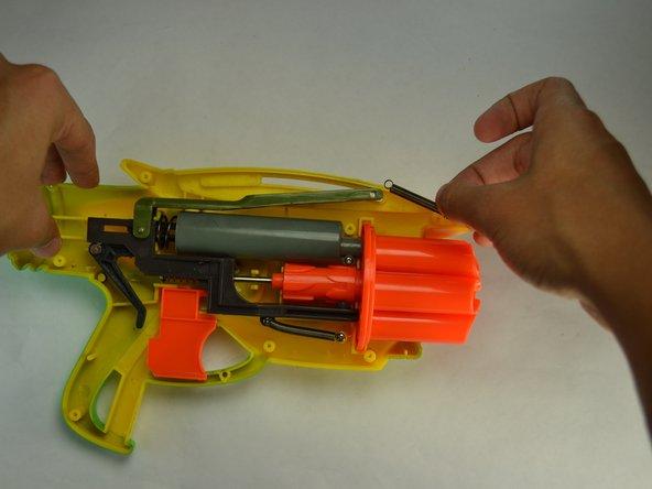 Air Blasters Tek Six Reload Slider Spring Replacement