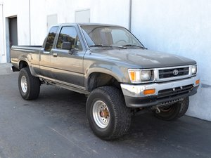 1989-1994 Toyota Pickup Repair