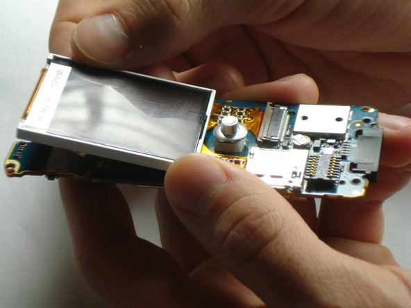 Sony Ericsson W200i LCD Screen Replacement