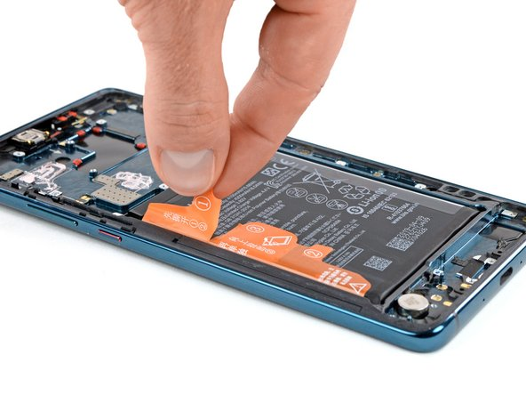 We're always happy to see built-in battery removal instructions, and follow them step-by-step. It's as easy as 1-2-3!