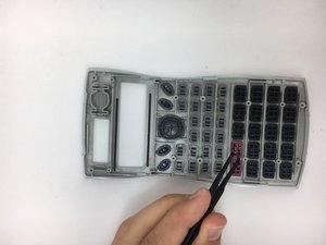 Sostituzione dei singoli tasti per Casio FX-115MS