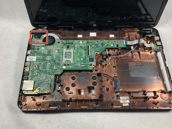 HP Pavilion g7-2023cl Display Assembly Replacement
