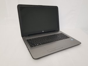 HP 15-ay052nr Repair