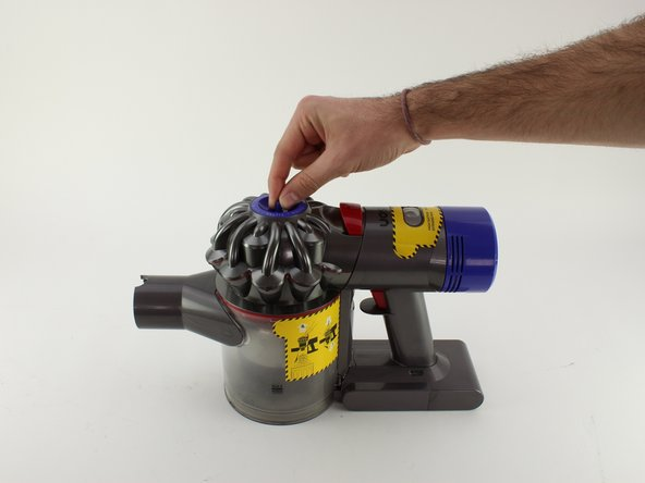 Dyson V8 Animal Bin Filter Replacement