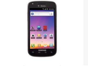 Samsung Galaxy S Blaze Teardown