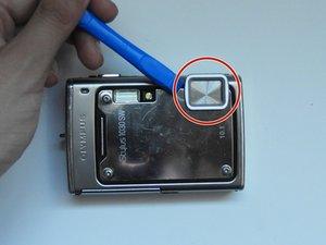 Olympus Stylus 1030 SW Camera Disassembly