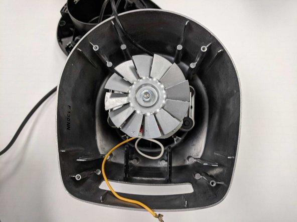 Oster BLSTSS-PZO Gear Shaft Replacement