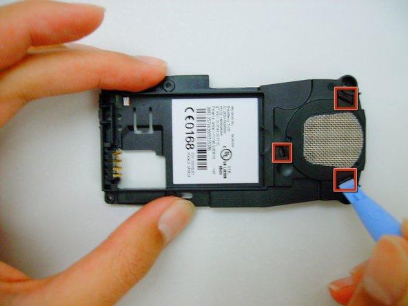 Blackberry 7105t Speaker Replacement