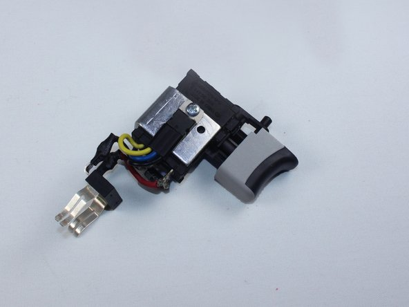 Ryobi P202 Trigger Assembly Replacement