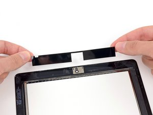 Adhesive Strips (Existing Panel)
