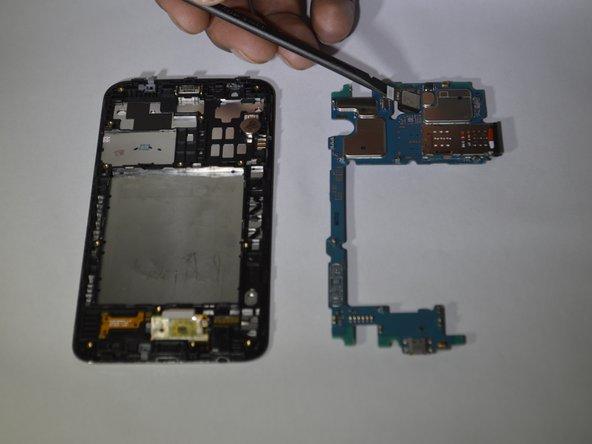 LG K30 Rear Facing Camera Replacement