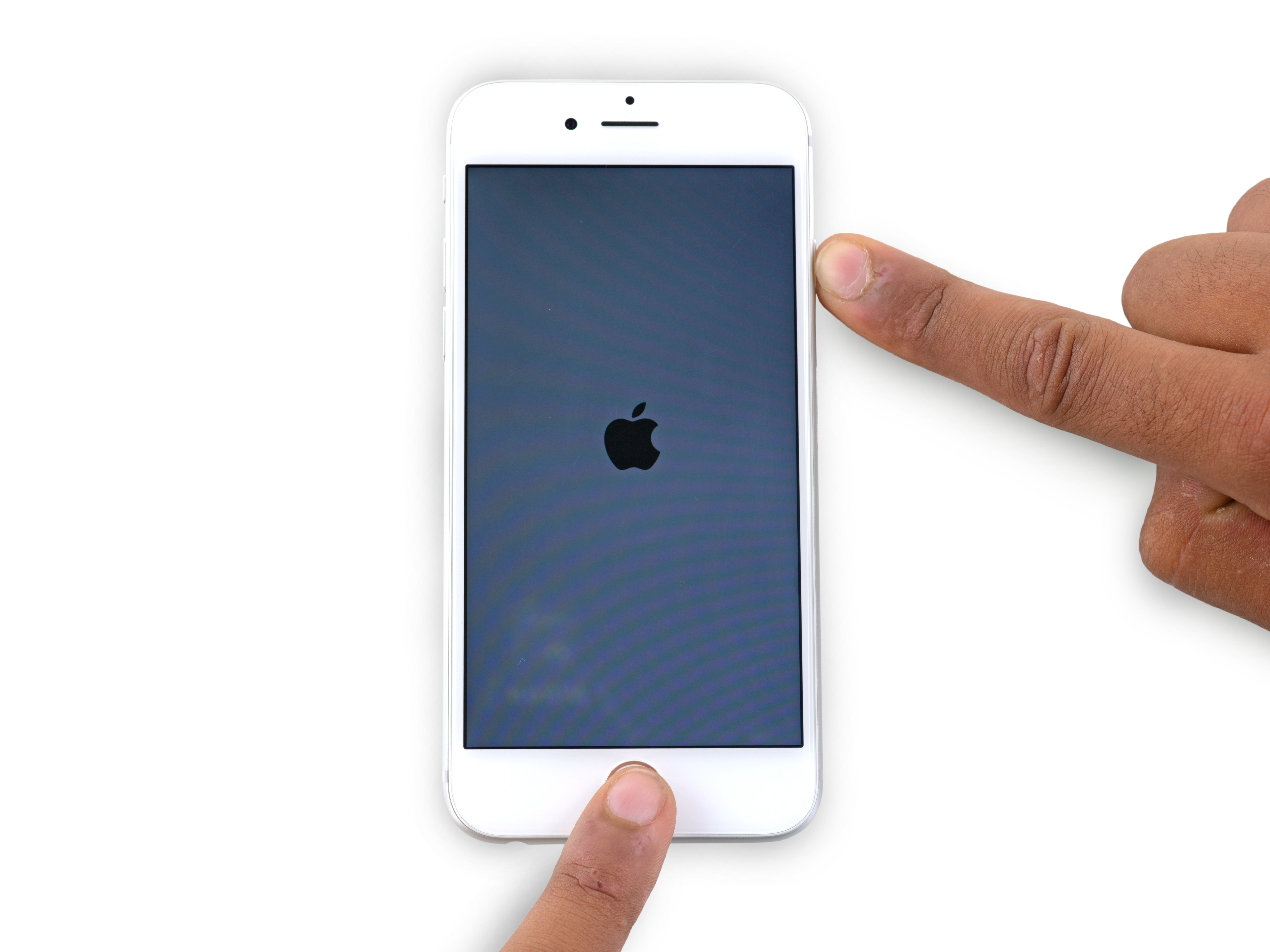 Wie man an einem iPhone 22s einen Hard-Reset durchführt - iFixit