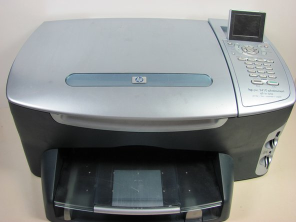 HP PSC 2410 Photosmart All-in-One Printer Scanner Glass Replacement