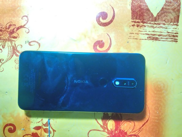 Nokia 7.1 Charging Port Replacement
